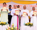 Udupi: Dignitaries laud the contribution of Milagres College during Golden Jubilee celebration